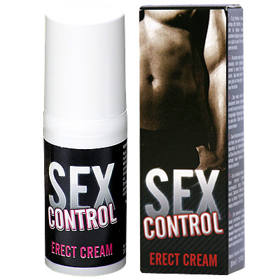 SEX CONTROL ERECT CREAM 30ml